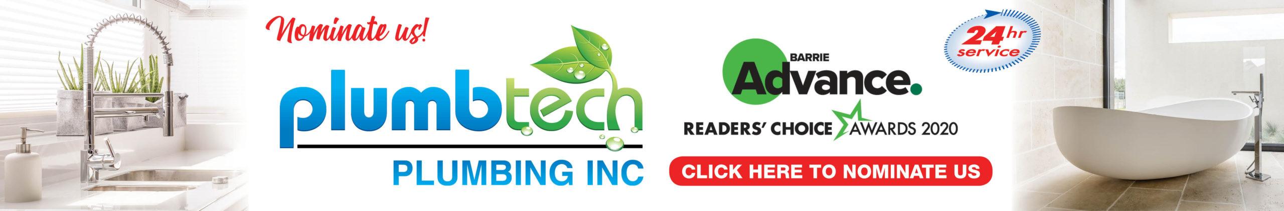 Plumtech Readers Choice Barrie